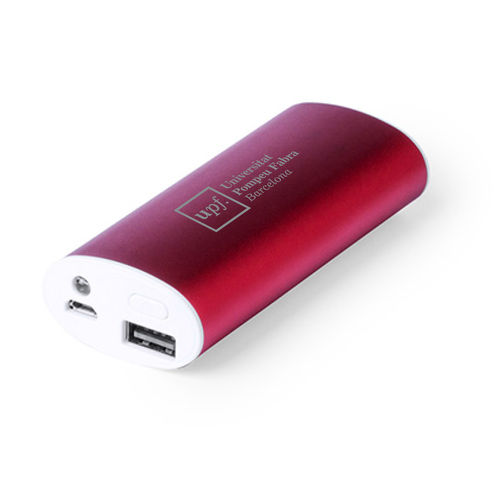 Power bank UPF 2018