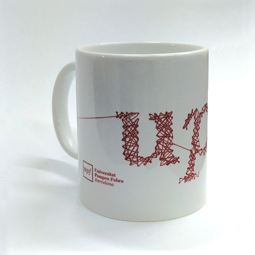 "UPF mug ""thread"""
