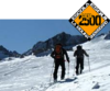 PACK SKIING MOUNTAINEERING