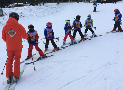 SKIING COURSE 5 SATURDAYS OR SUNDAYS -20 HOURS