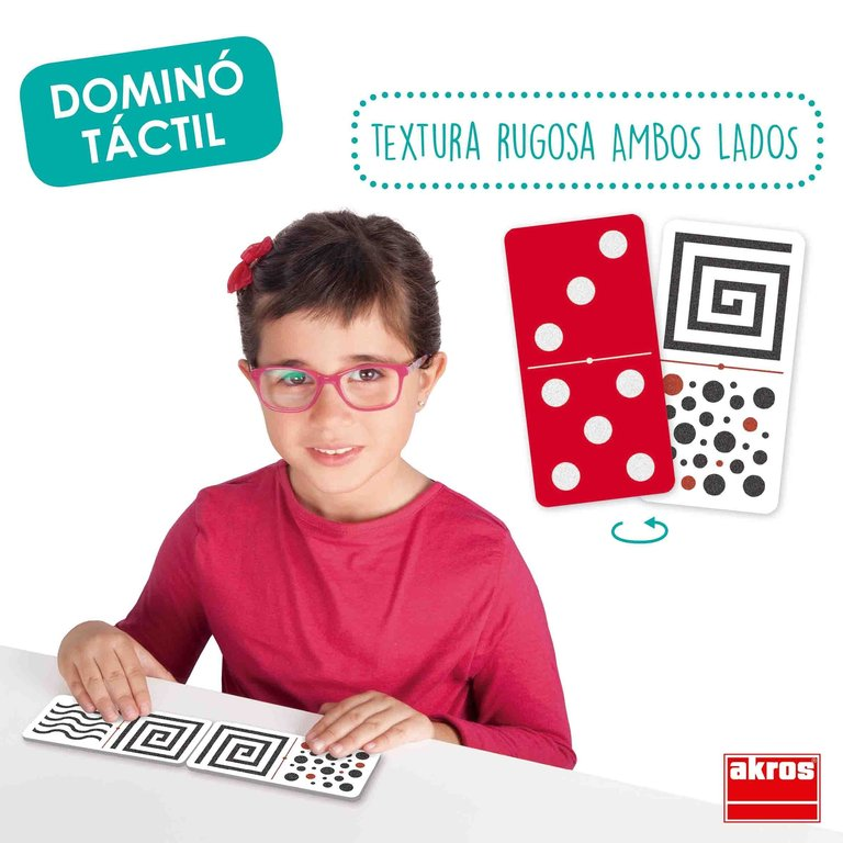 Dominó tacto-visual
