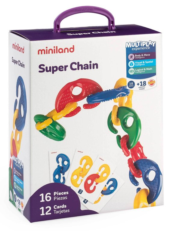 Superchain 16 pcs