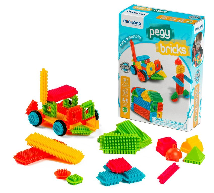 Pegy bricks 36 pcs
