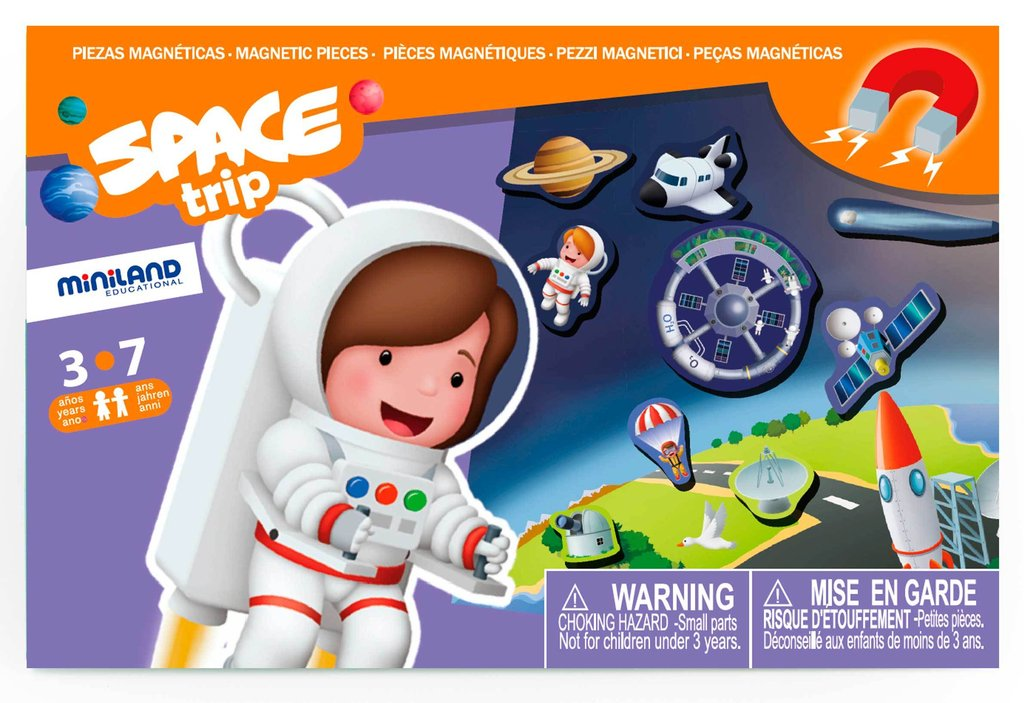 On the go discover: space trip