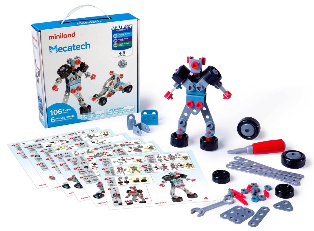 Mecatech 106 pcs