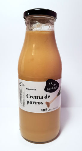 CREMA DE PORROS 485ml IM-PERFECT