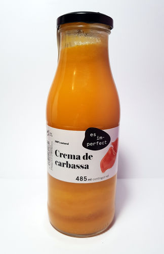 CREMA DE CARBASSA  485ml IM-PERFECT