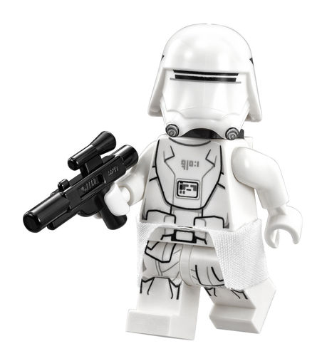 LEGO 75100 (Split) Star Wars First Order Snowtrooper