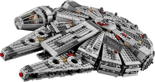 LEGO 75105 Millennium Falcon  NO mini-figures