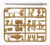 TAMIYA 12664 1/35 Panther Ausf. D Metal Gun Barrel Set (for Tamiya 35345)