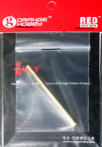 ORANGE HOBBY G35-079D 1/35 Soviet 76mm F34 Barrel (for Soviet T-34/76 Dragon kits)
