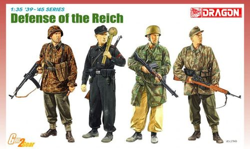 DRAGON 6694 1/35 Defense of the Reich