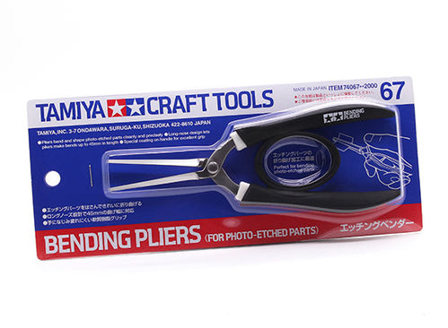 TAMIYA 74067 Bending Pliers - For Photo Etched Parts