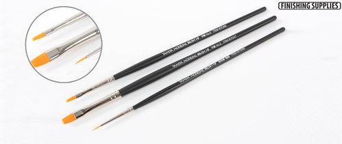 TAMIYA 87067 Modeling Brush HF Standar Set