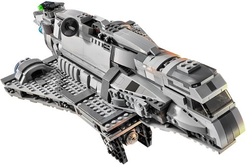 LEGO 75106 Imperial Assault Carrier SIN  mini-figuras