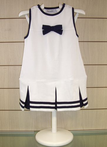 Vestido Little Sailor MOUSSAILLON