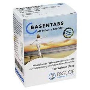 BASENTABS ph-balance 100comp.