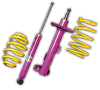 KIT SUSPENSION KW SKODA FABIA (INCL. RS Y COMBI) (12/99-
