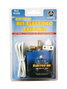 Kit escolar eléctrico DH. REF. KIT ESCOLAR