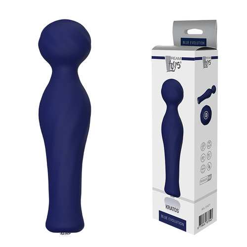 MASSAGER KRATOS RICARICABILE BLU