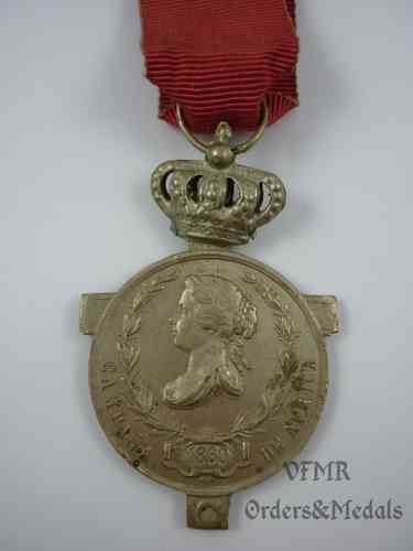Medal of Africa campaign 1860