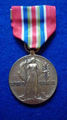 WWII Victory Medal (Merchant Marine)
