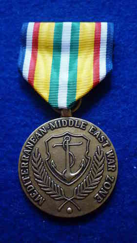 Atlantic War Zone Medal (Merchant Marine)
