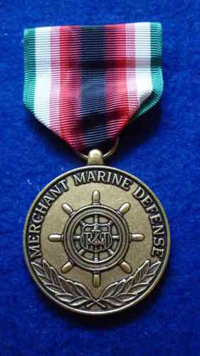 Defense Medal (Merchant Marine)