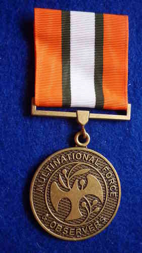 Multi-National Forces Peacekeeping Medal