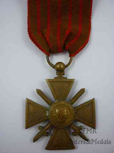 France: Cross of War 1914-1918