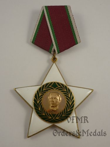 Bulgária - Order of 9 September 1944 1st class without swords