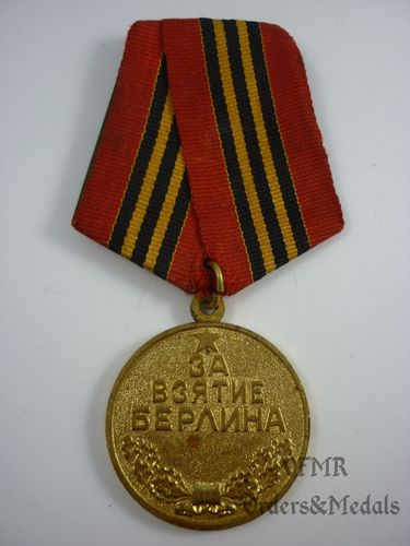 Capture of Berlin medal