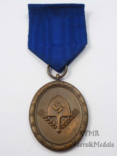 RAD Faithful Service 4 years medal