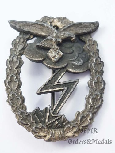 Ground Assault Badge of the Luftwaffe