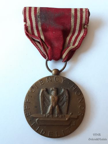 WWII Army good conduct Medal