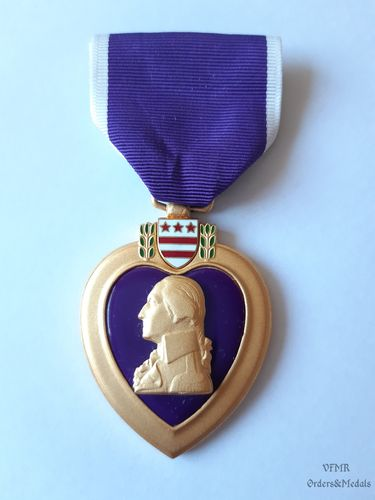 """ Purple Heart"""