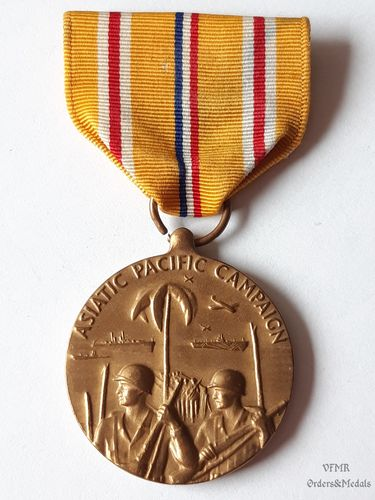 WWII Pacific campaign Medal
