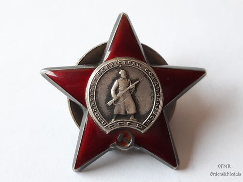 Order of Red Star