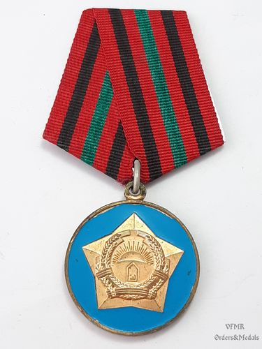 Afghanistan-Medal for service in the armed forces 15 years